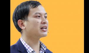 Hán Quang Dự - Giám đốc đào tạo công ty GCC Việt Nam
